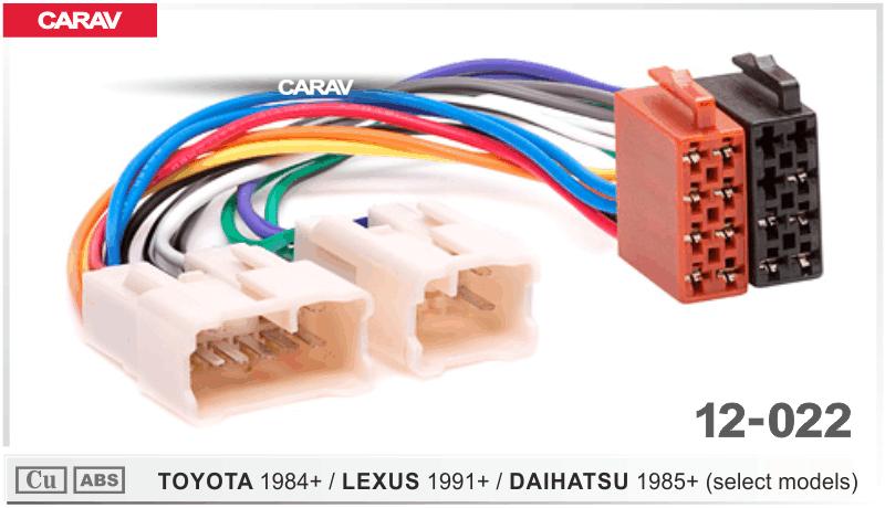CARAV 12-022